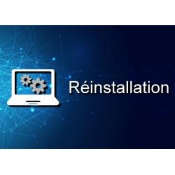 Réinstallaton Linux